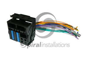 s l300 reverse radio wire harness oem factory stereo installation metra 2009 GTI at bayanpartner.co