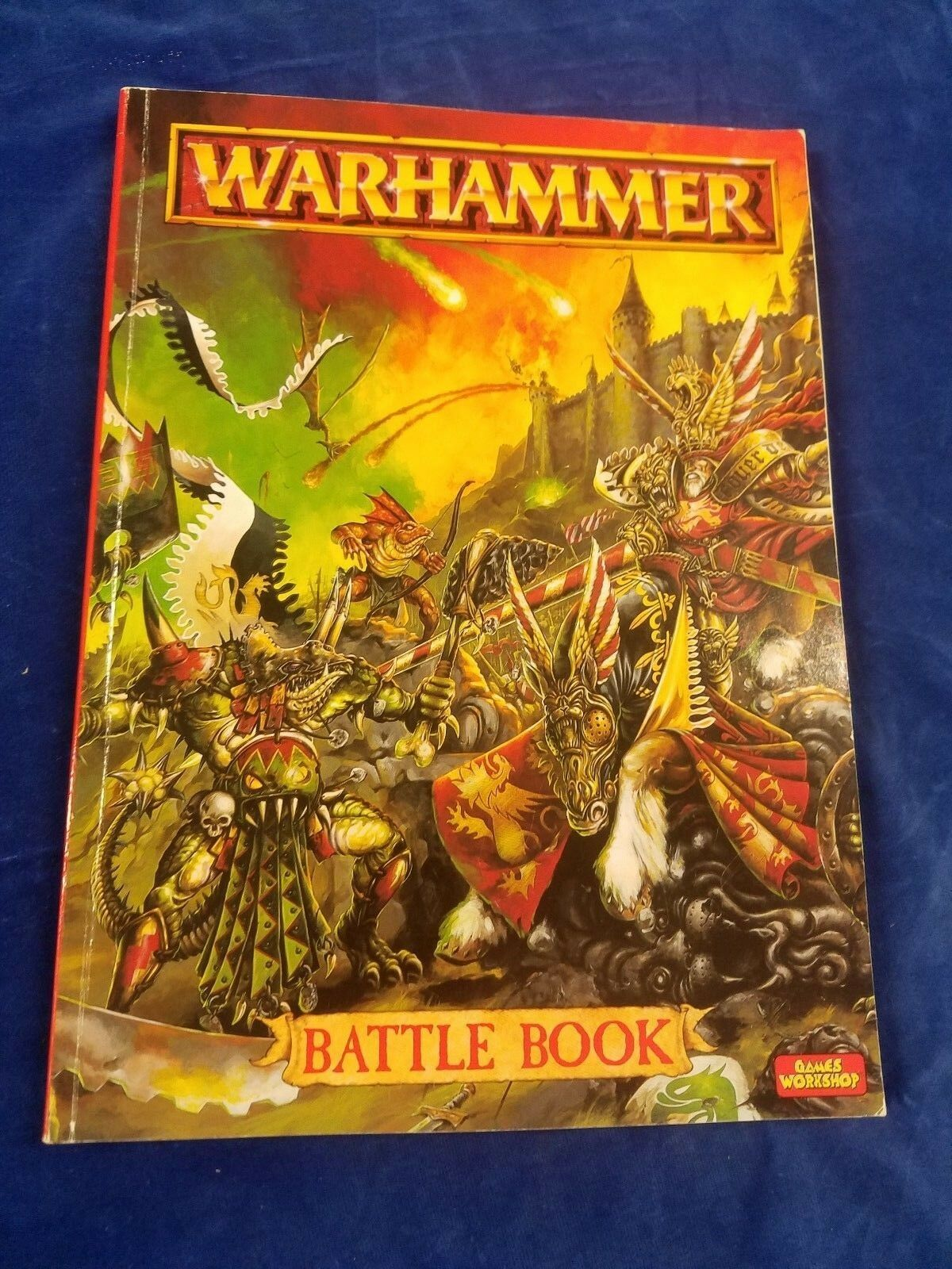 1996 Warhammer Battle Book (C5-1-A)