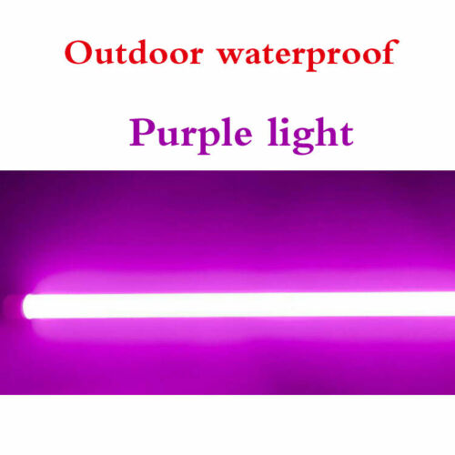 LED Tube Light T8 Fluorescent Lamp Bulb Waterproofing Colour Lamp High Quality