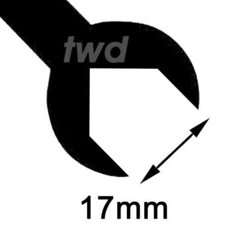 RAGGIO SICUREZZA Lug Nuts M14x1.5 MA0t Trilock bloccaggio Cerchi in Lega Bulloni-VW