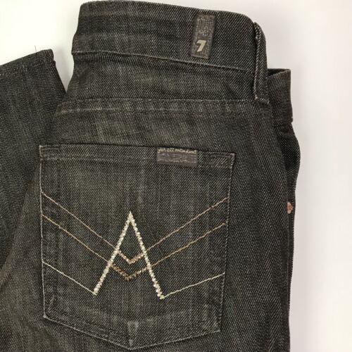 Brown Pocket Jeans pour Wash Msrp Embelished 7 A hommes 28 tous Taille pour femmes 159 les YwqS07