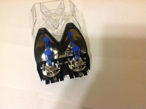 LO 55W SUPER WHITE XENON  HEAD LIGHT FOR KIA HYUNDAI 4FONSALGS PR14 7500K H11B