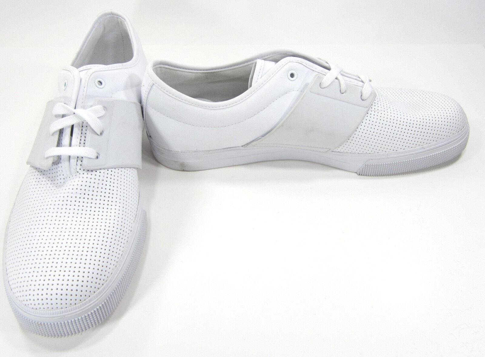 sale retailer 312ac bf008 Zapatos puma el el el Ace de cuero perforado blanco zapatillas comodas el  último descuento zapatos