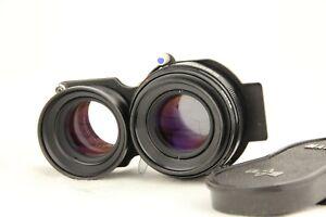 Quasi-Nuovo-MAMIYA-SEKOR-S-80mm-f-2-8-Blue-Dot-in-ritardo-VER-per-c220-c330-dal-Giappone