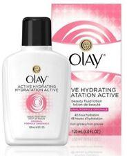 Olay - Active Hydrating Lotion - For Sensitive Skin -150ml/5oz Lemon Luster Body Scrub VTAE Parfum and Body Care 23 oz Scrub