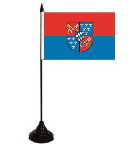 Tischflagge Berchtesgaden Tischfahne Fahne Flagge 10 x 15 cm