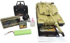 Nuevo Heng Long De Radio Control Remoto RC tanque británico Challenger 2 1/16th 2.4GHz