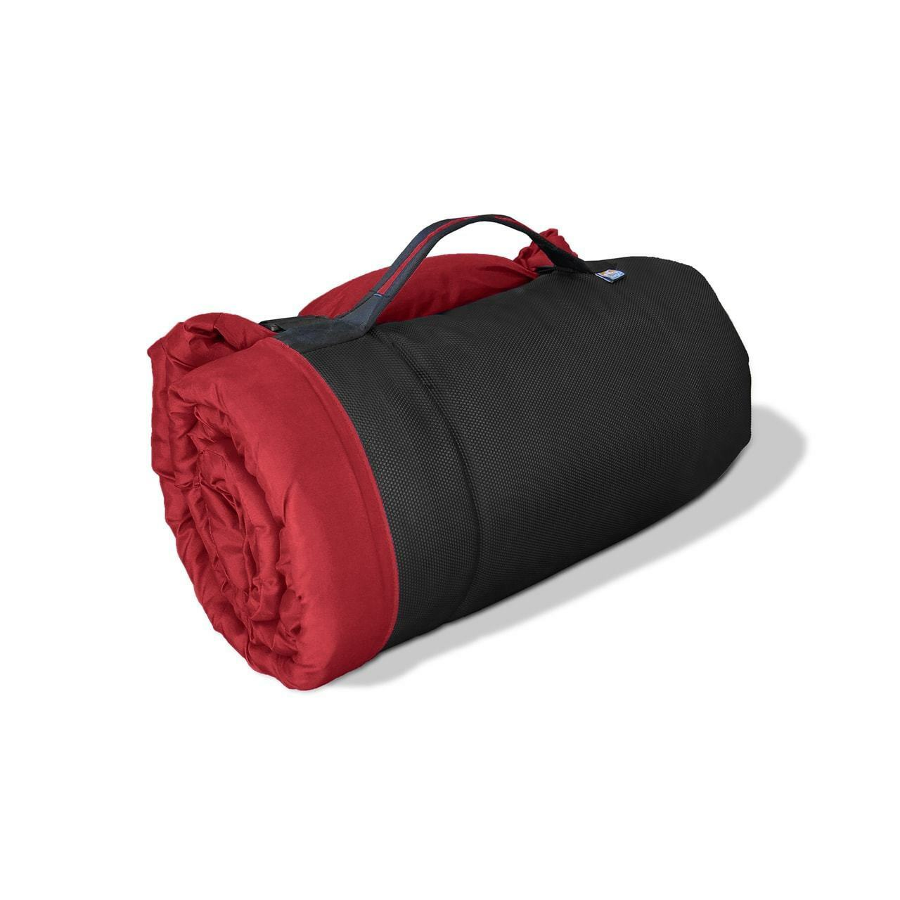 Kurgo Outdoor Camping Dog Bundle- Bed Roll, Backpack, and Canteen
