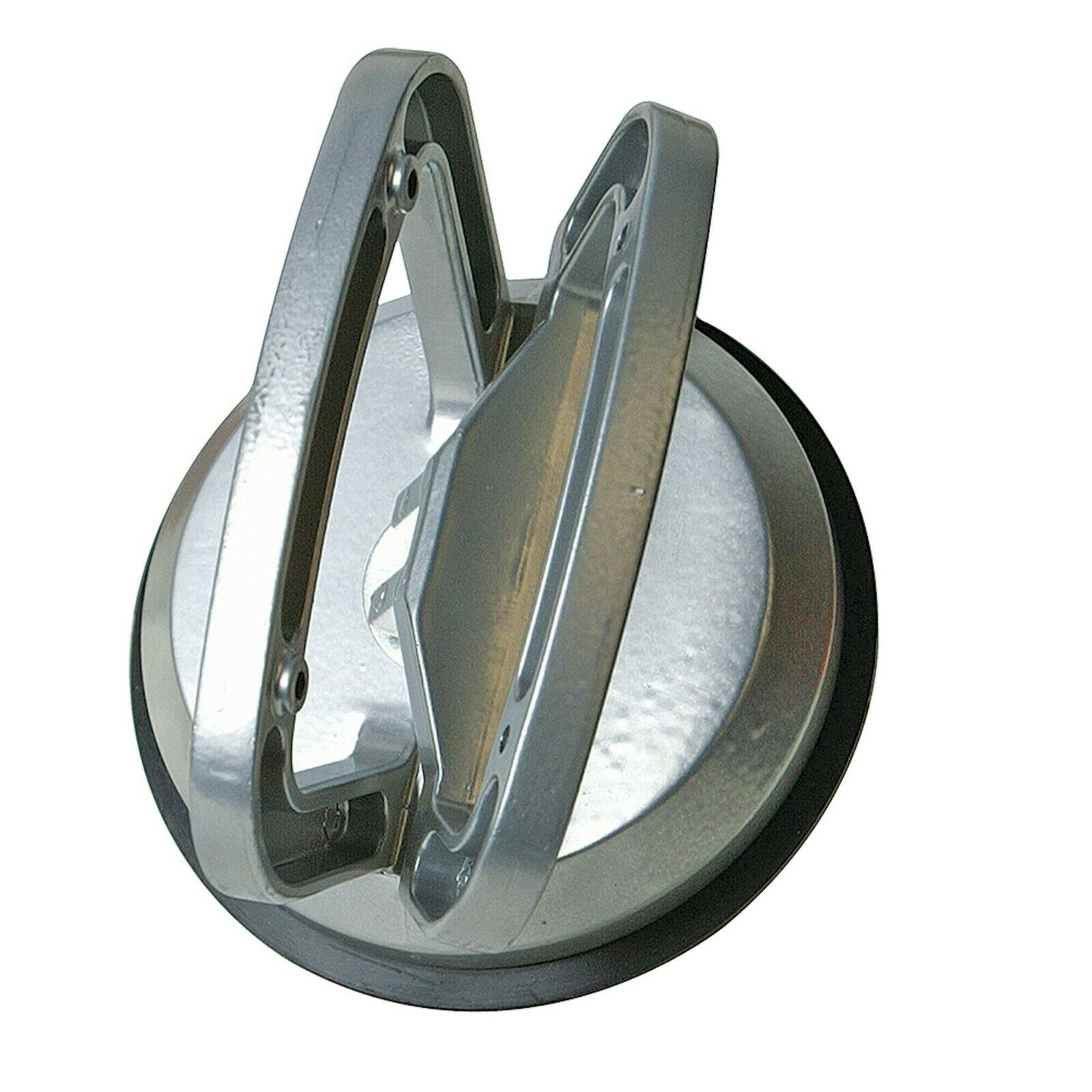 4x Suction Cup Pad Aluminium Heavy Duty 50kg Glass Lifter Carry Car Dent Puller