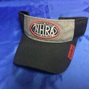 NHRA Logo Khaki Hat