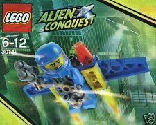 LEGO 30141 Alien Conquest Jetpak Promo Set