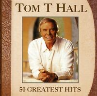 Tom T. Hall - 50 Greatest Hits [new Cd] Uk - Import on sale
