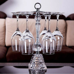 Wine-Glass-Crystal-Rack-Home-Kitchen-Dining-Bar-Tool-Shelf-Holder-Hanger-195HC
