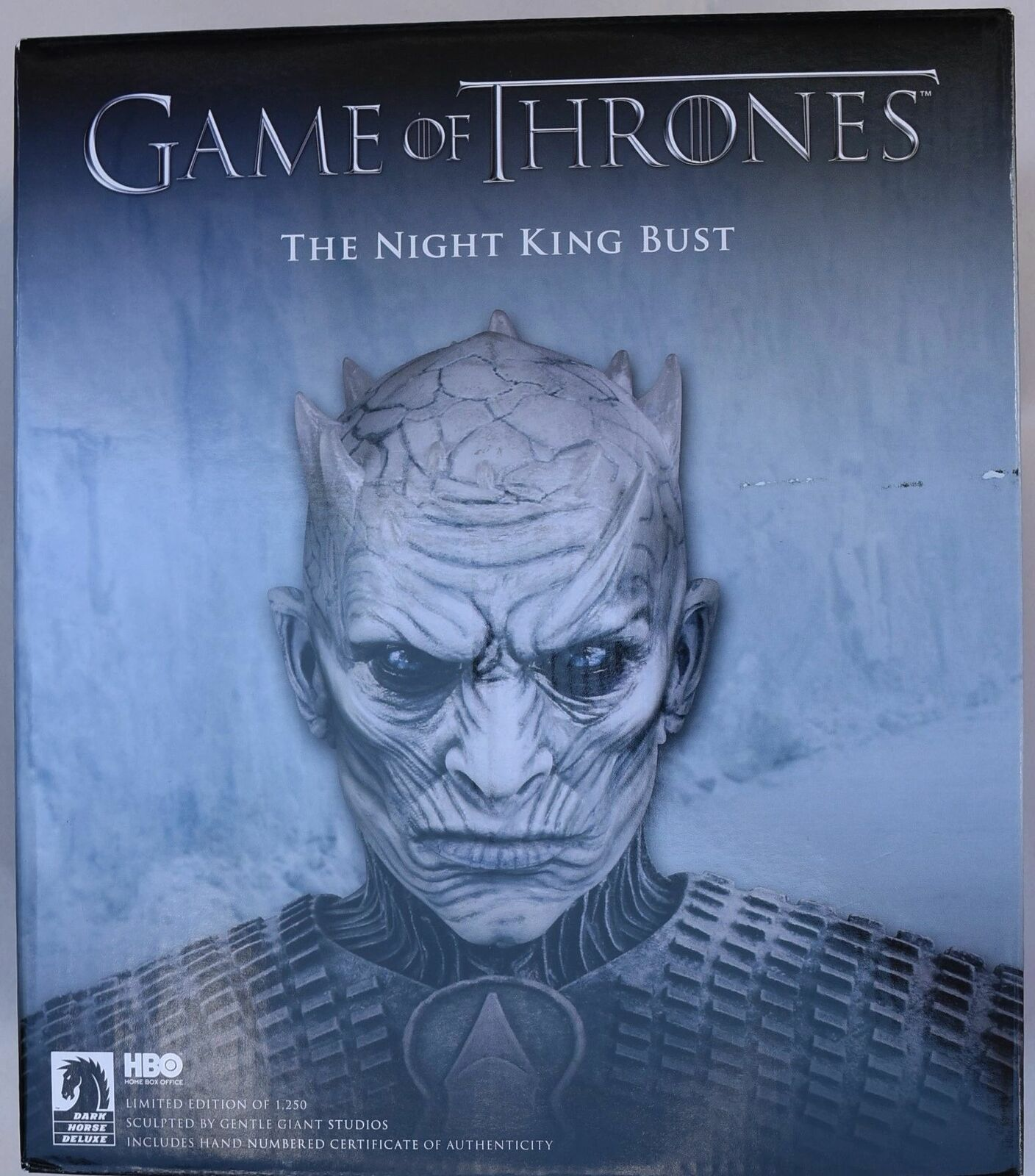 Dark Horse Deluxe Game of thrones The Night King Bust  333 1,250