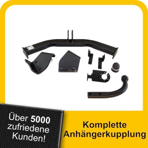 Anhängerkupplung starr AHK Fiat Freemont 11-16 Kpl