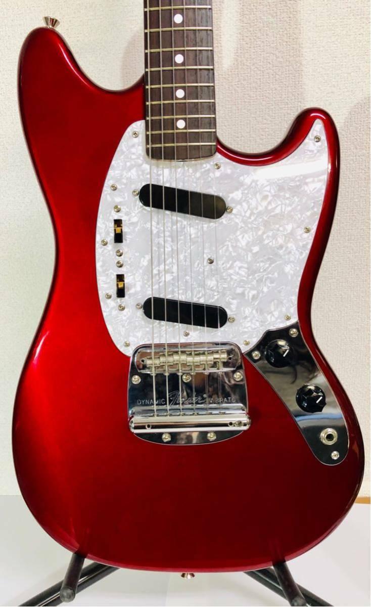 Fender japan mg69 MH OCR JAPAN beautiful rare EMS F S
