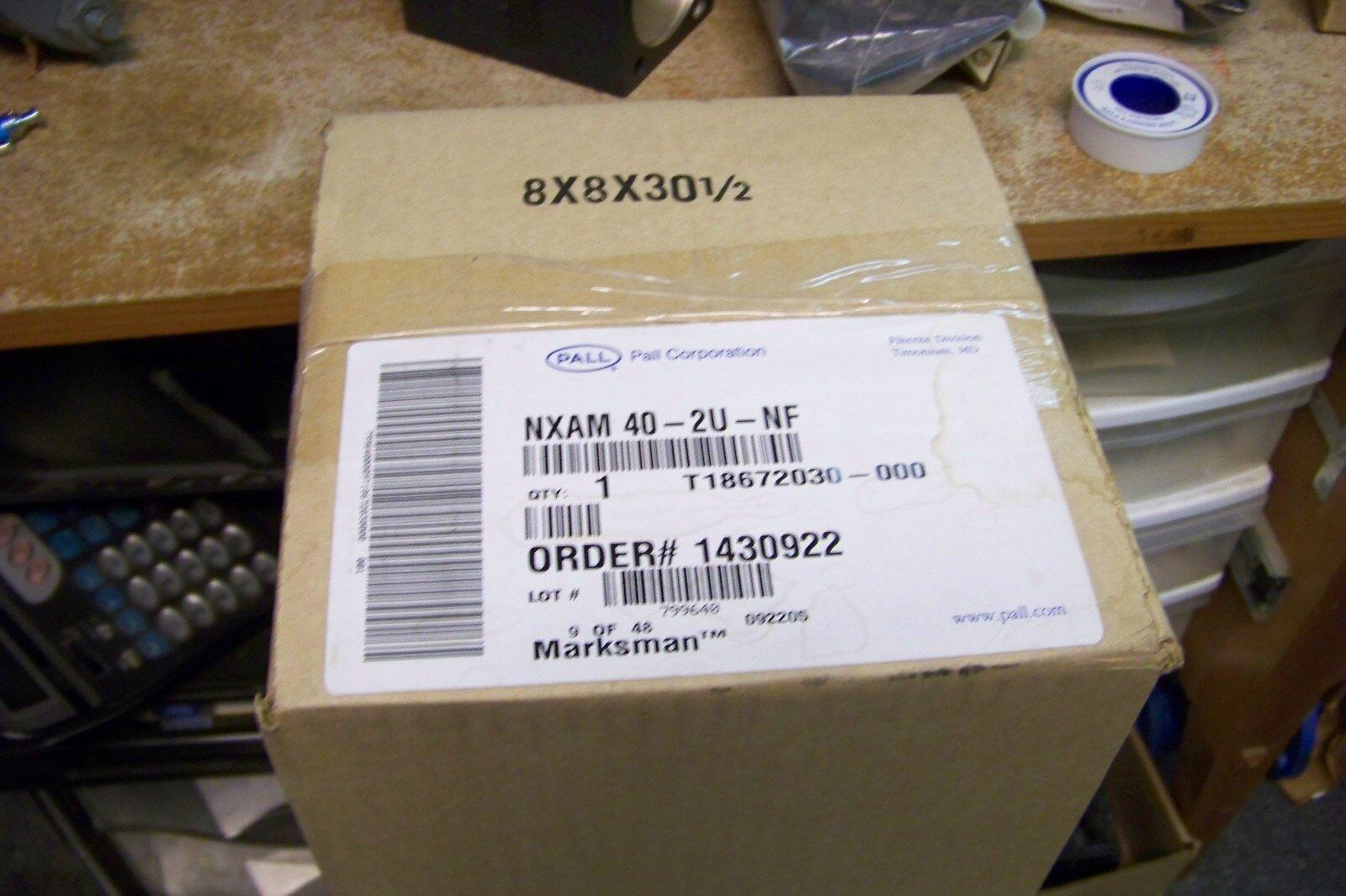 Nº paño melt mortuorio tirador NXAM 40-2U-NF (NXAM402UNF) alta gorra melt paño soplado del filtro f327f2
