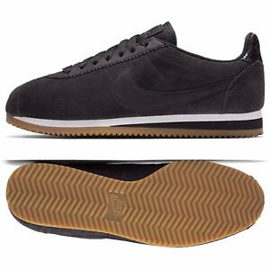 75f211d64fa Nike WMNS Classic Cortez Premium ALC AH5206-001 Oil Grey Leather ...