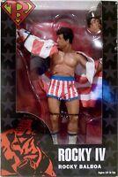 Rocky Balboa (american Flag) Rocky Iv 40th Ann. 7 Figure Series 2 Neca 2017