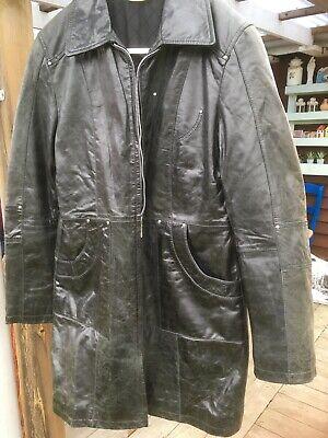 0a73a81c Find Dame Jakke Skind på DBA - køb og salg af nyt og brugt