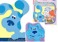Blue's Clues Blue's Hugs (cloth) Meet Blue (bb) Happy Easter Sprinkles (bb) 3bks