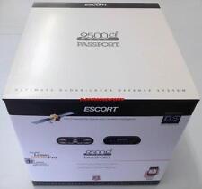 Escort Passport 9500ci Radar Detector with Laser Shifter Pro BRAND NEW SEALED