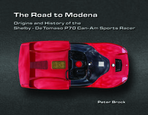 Road-to-Modena-The-Shelby-DeTomaso-P70-by-Peter-Brock