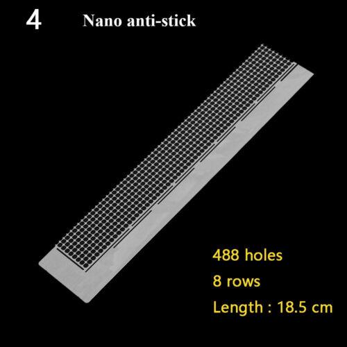 Diamond peint Forage Outils Anti Stick Net dirigeant de Round Diamond