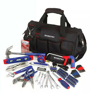 WORKPRO-156-Piece-Home-Repair-Tool-Set-Daily-Use-Hand-Tool-Kit-with-Wide-Open