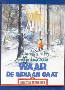 XIII-WAAR-DE-INDIAAN-GAAT-GVA-N-37-2004-W-VANCE-J-VAN-HAMME