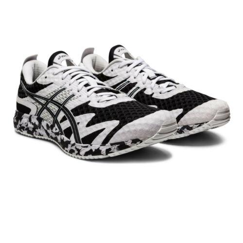 Asics Mens Gel-Noosa Tri 12 Running Shoes Trainers Sneakers Black Grey Sports