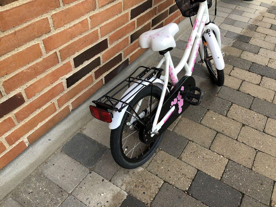 Pigecykel, classic cykel, Winther