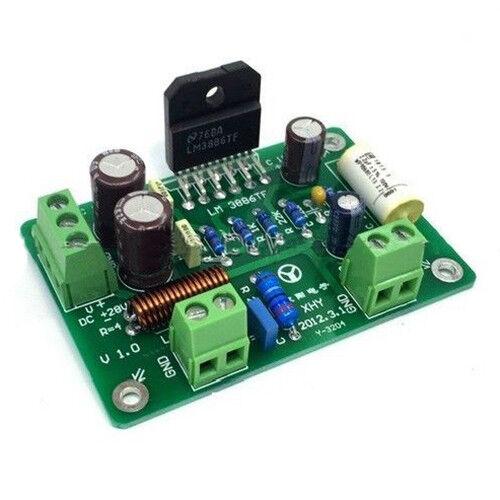 HiFi LM3886TF Mono 68W 4Ω Audio Power Amplifier Board AMP 50W//38W 8Ω Q5B5