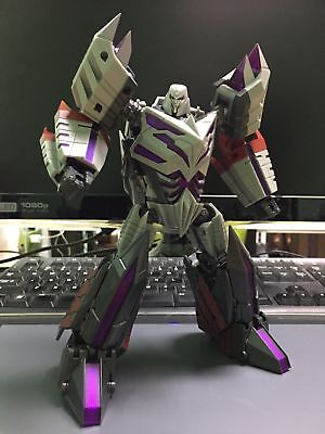 New Transformers Planet X PX-15 Pluto FOC Megatron Figure In Stock