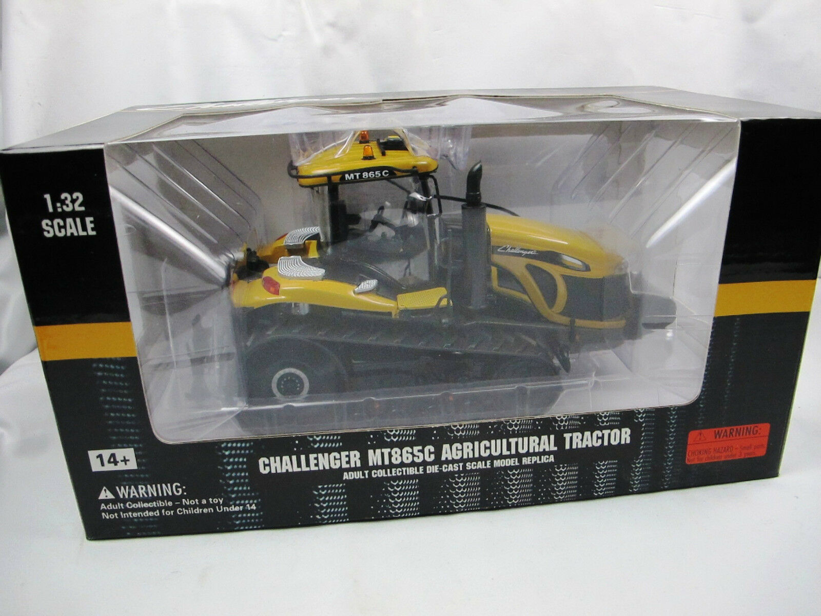 Norscot 58622 Challenger mt865c Crawler tractor raupentraktor tractor 1 32 nuevo