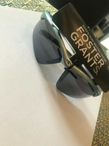 Foster Grant Iron Man sunglasses with free case and fast signed for postage