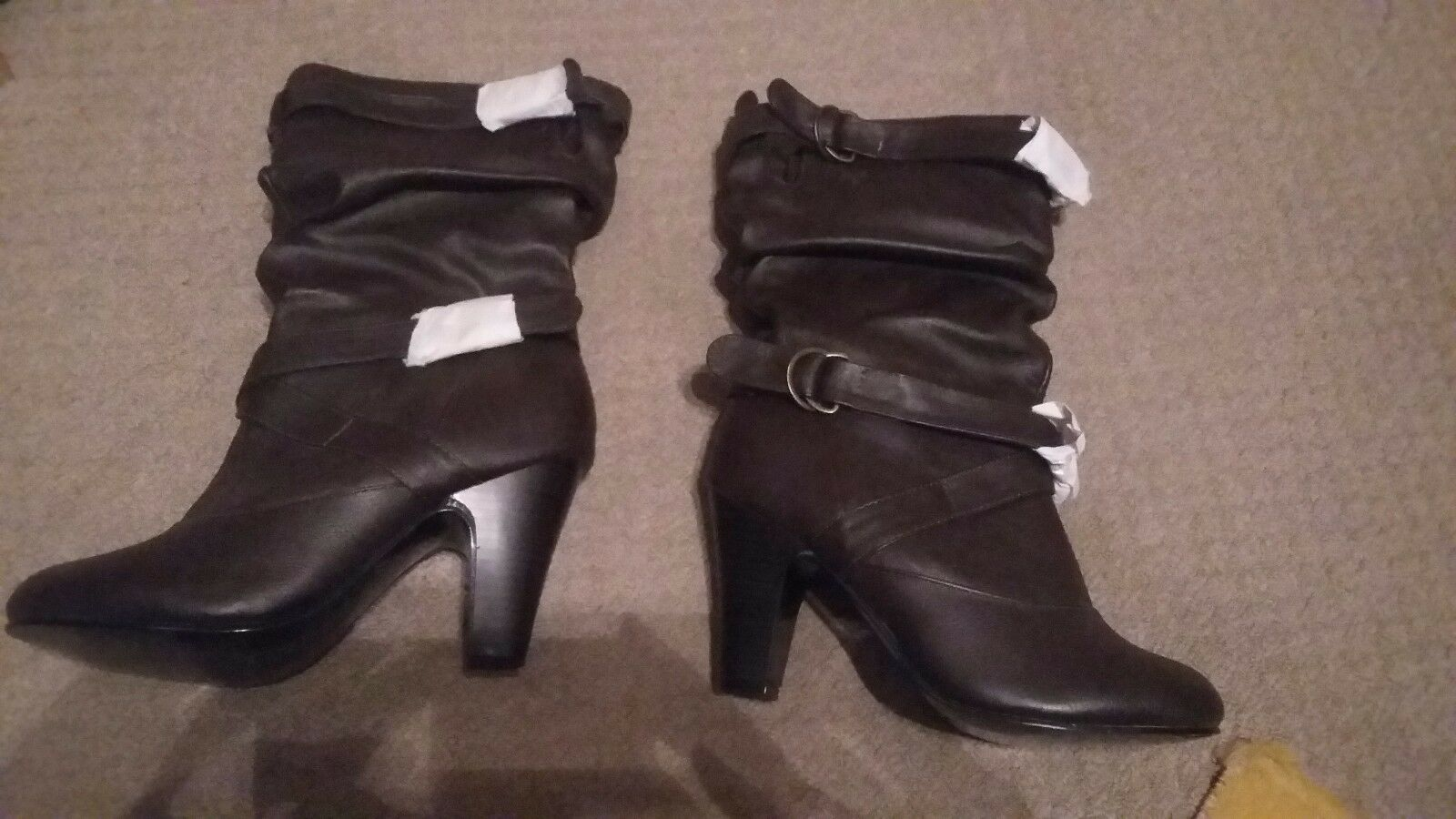 Brown womens Boots size 6