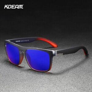 Occhiali-da-Sole-Polarizzati-Kdeam-KD156-C15-Protezione-UV-400-uomo-e-donne