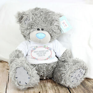 image is loading personalised me to you floral bear tatty teddy