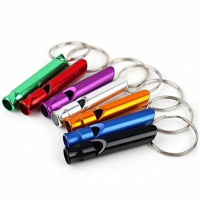 Survival Whistle Emergency Camping Hiking Outdoor Tool