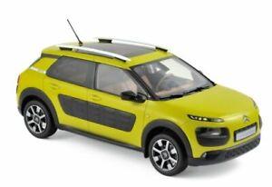 1:18 Citroen C4 Cactus model car yellow white or blue NOREV 181650 181651 181660