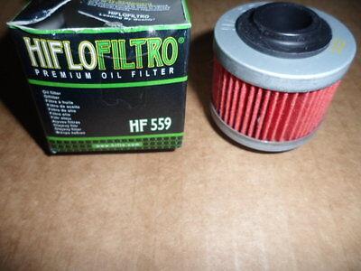 NOS HiFlo Premium Oil Filter Replaces 420256452 Bombardier HF559