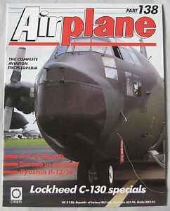 Airplane-Issue-138-Lockheed-C-130-Specials-inc-Spectre-Ilyushin-Il12-14-cutaway