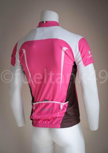 Details about  /Nalini pro girl summer jersey Cerise-pink show original title