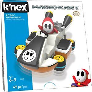K'nex Shy Guy Kart Building Set