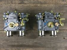 Benzinanschluß Weber 40 45 48 DCOE Doppelvergaser Vergaser Kraftstoffanschluß