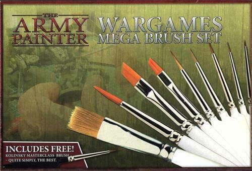 Mega Brush Set Hobby Starter