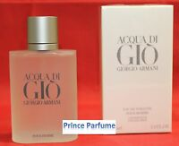 ARMANI ACQUA DI GIO' EDT POUR HOMME VAPO NATURAL SPRAY - 100 ml