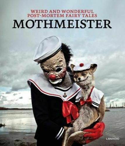 NEW Mothmeister By Mothmeister Hardcover Free Shipping
