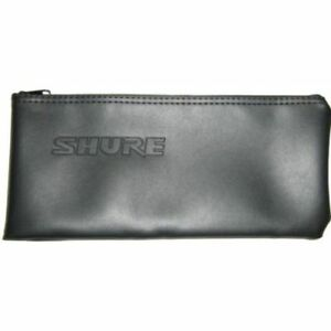 Shure Microphone Pouch - PA THEATRE CHURCH RECORDING SM58 SM57 PG48 PG58